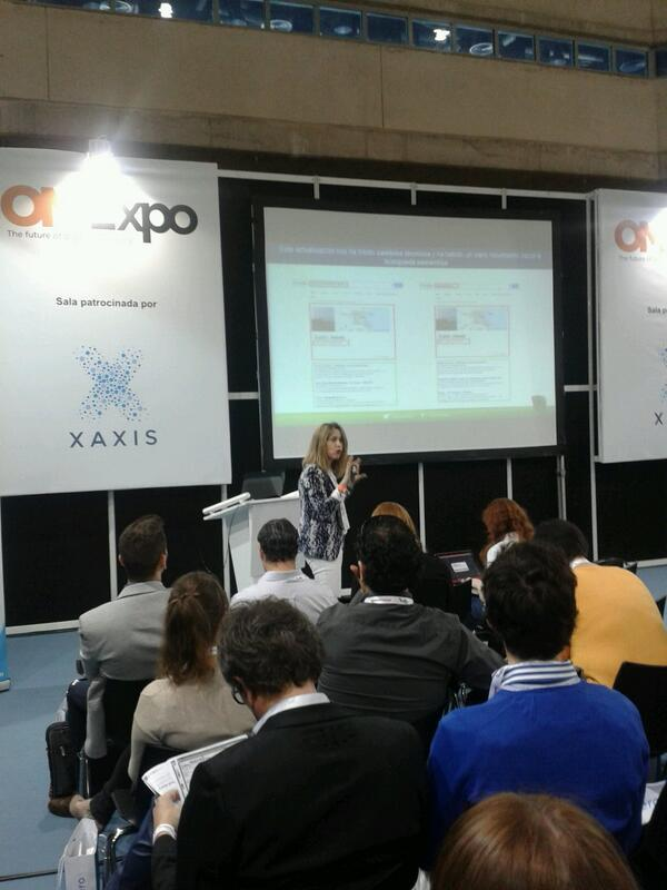 Esther Checa en OMExpo2014