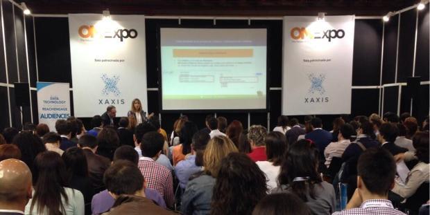 Esther Checa en OMExpo2014