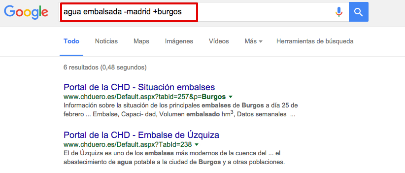 Cómo usar Google para buscar